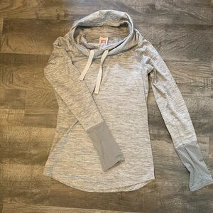 Avalanche cowl neck long sleeve